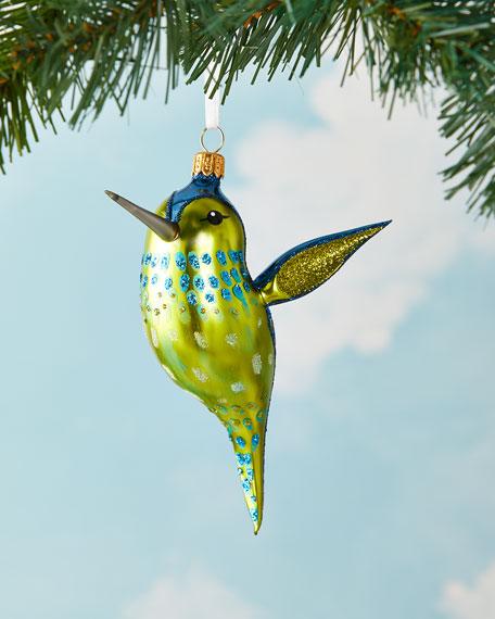 Colibri (Hummingbird) Christmas Ornament