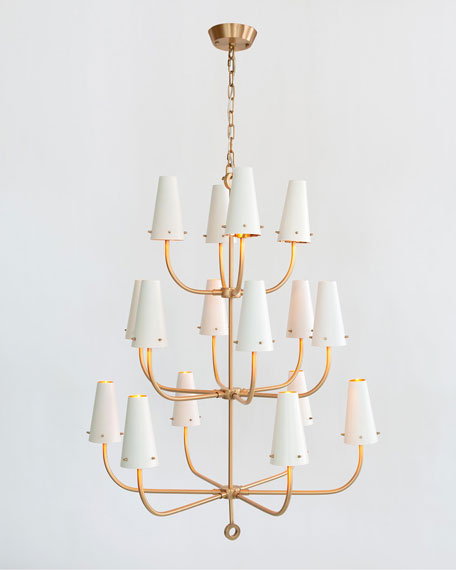 Cilento Tiered Chandelier