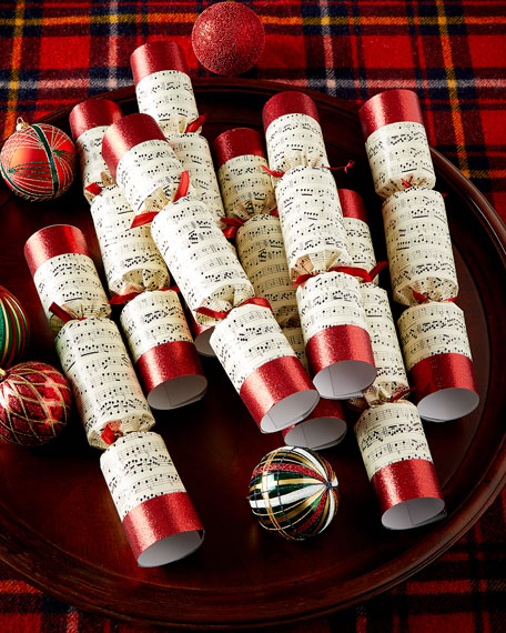 Robin Reed 8 Classical Music Christmas Crackers with