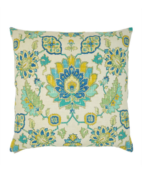 D V Kap Home Andromeda Caribe Throw Pillow