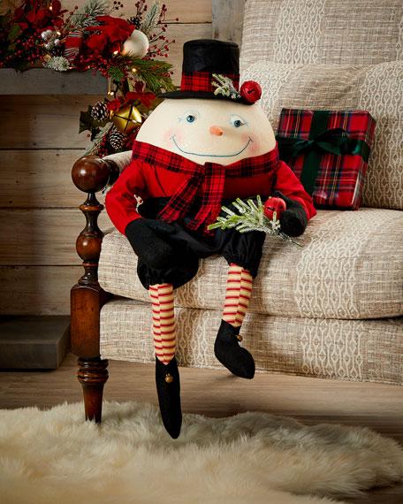 Abercombie Snowman