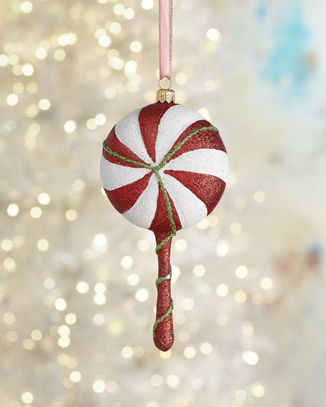 Exclusive Peppermint Christmas Ornament