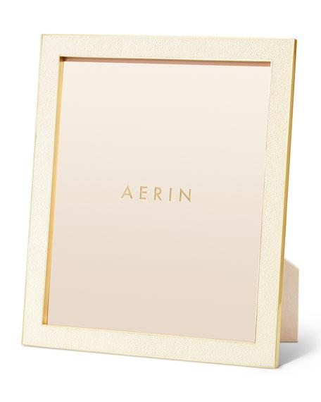 AERIN Classic Shagreen Frame, 10