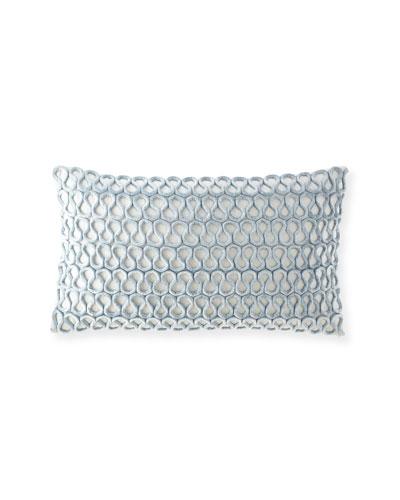Bandalia Loop Lumbar Pillow