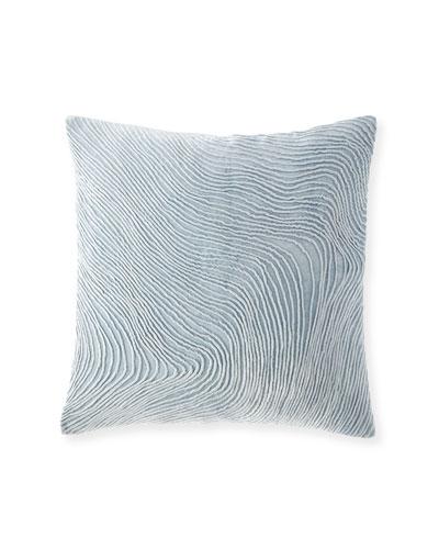Bandalia Wave Pleat Pillow  22Sq.