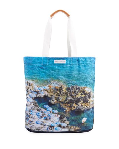 The Capri Tote Bag