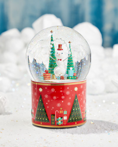 Christmas Art 2020 Snow Globe