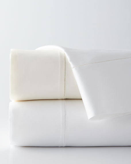 Queen Elyse 300 Thread Count Fitted Sheet