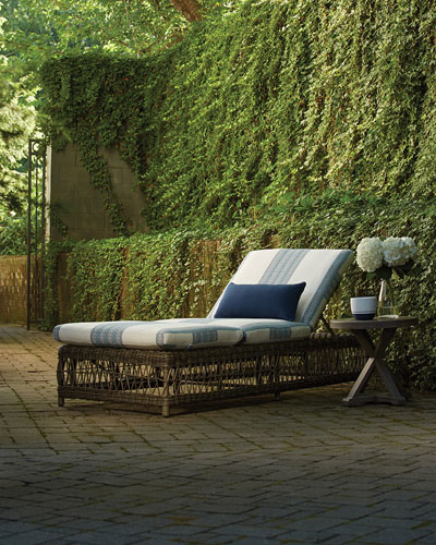 Mystic Harbor Outdoor Chaise