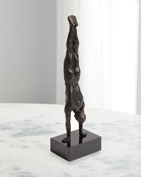 Hand Stand Sculpture