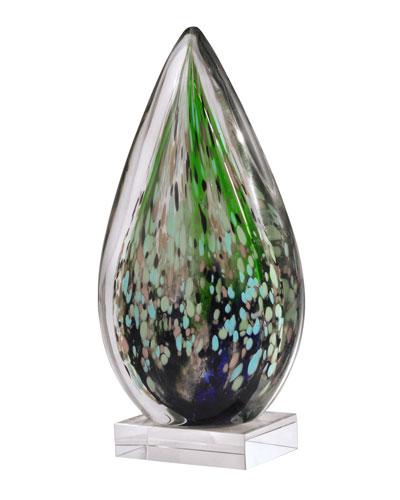 Livie Art Glass Sculpture