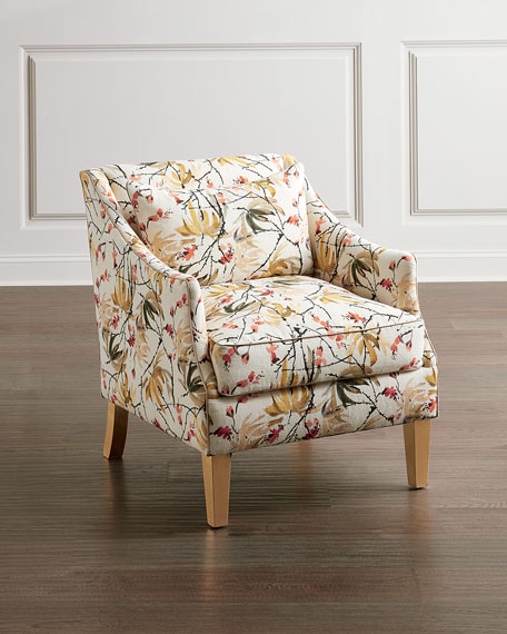 Mid-Sized Occasional Arm Chair