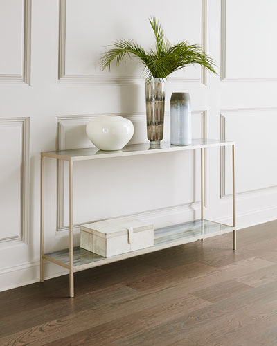 Shaye Rawson's Spring Rain Sofa Table