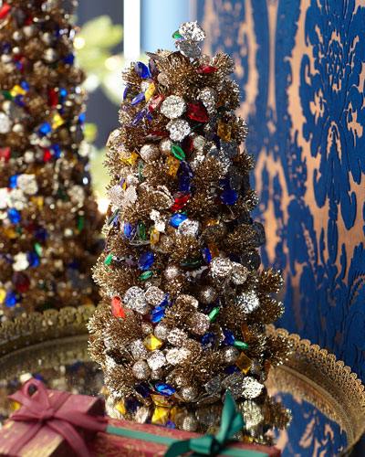 12 Gemstone Glamour Tree