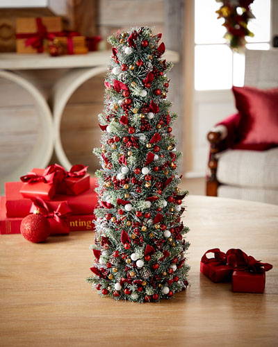Sparkling Traditions Christmas Tree  24