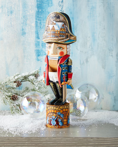 The Nutcracker Wood-Carved Figurine