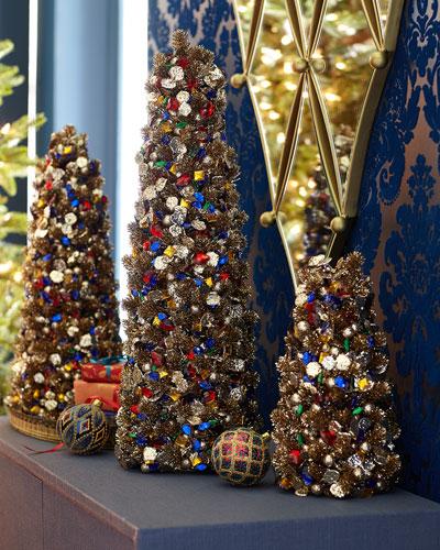 24 Gemstone Glamour Tree