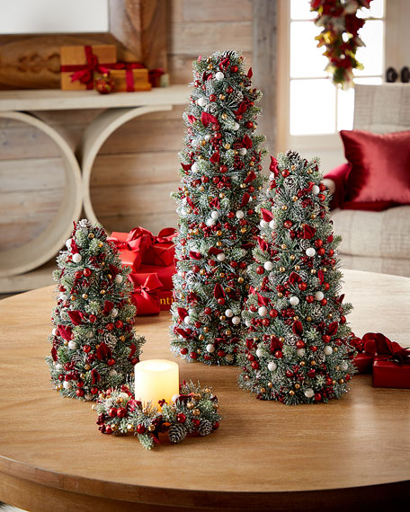 """Sparkling Traditions Christmas Tree, 18"""""""
