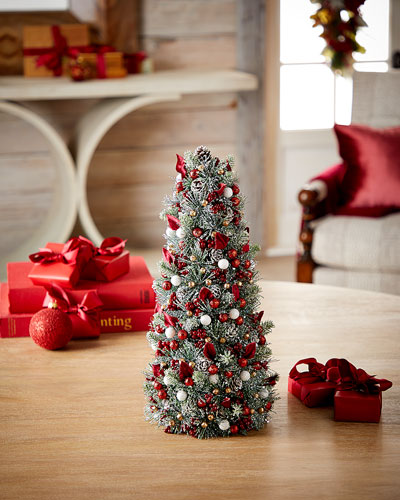 Sparkling Traditions Christmas Tree  18
