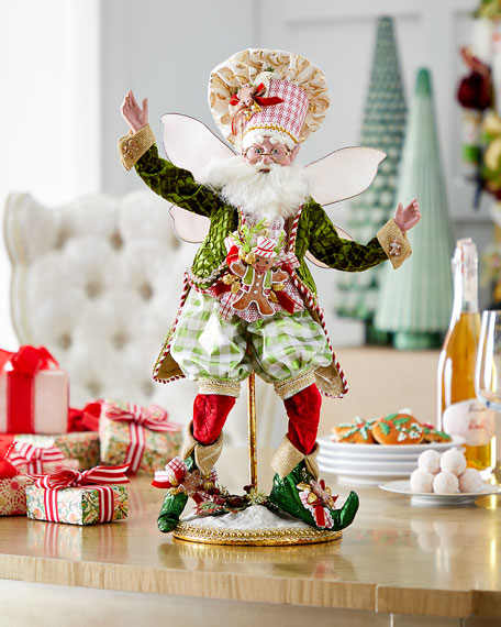 "20"" Gingerbread & Spice Fairy"