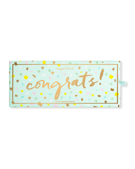 Congrats 3-Piece Bento Box