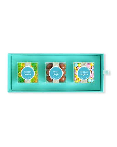 Congrats 3-Piece Bento Box