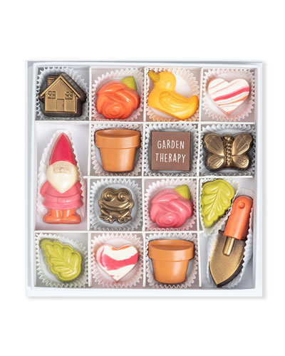 Garden Therapy Chocolate Gift Box