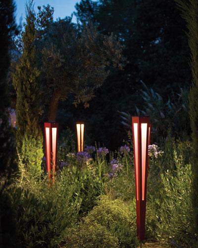 Lanai Aluminum 46.5 Torch Lantern