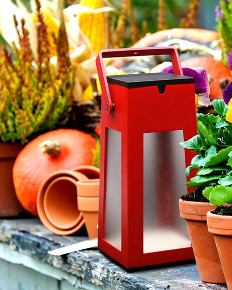 Tinka Aluminum Lantern