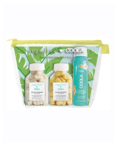 COOLA Stay Tropical Gift Set