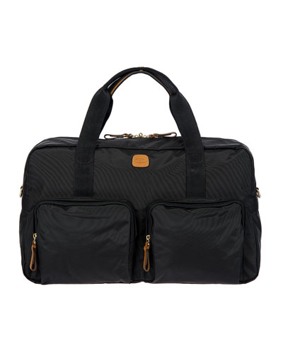 X-Travel Nylon Boarding Duffel Bag  18W