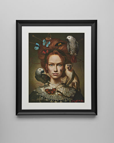 Naturel Jewelry Giclee Art