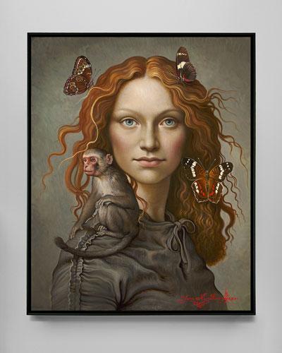 Embrace Giclee Canvas Art