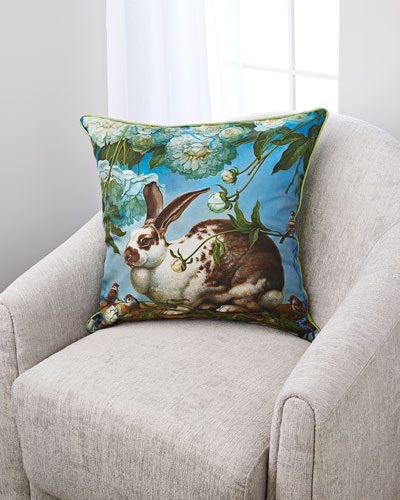 Beautiful Nothing Accent Pillow