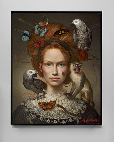 Naturel Jewelry Giclee Canvas Art