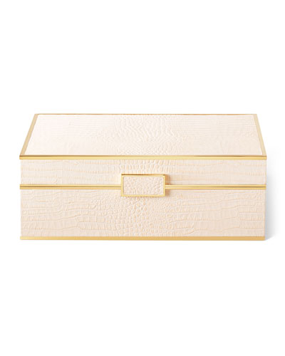 Classic Croc Jewelry Box - Large