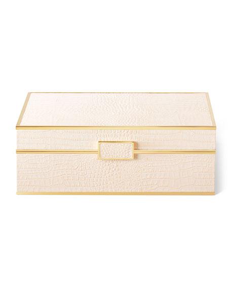 Classic Croc Jewelry Box - Large