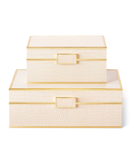 Classic Croc Jewelry Box - Small