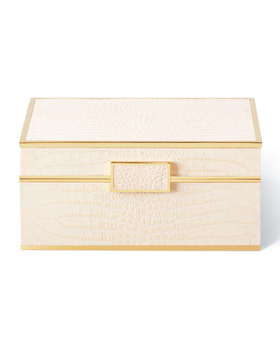 Classic Croc Jewelry Box - Small