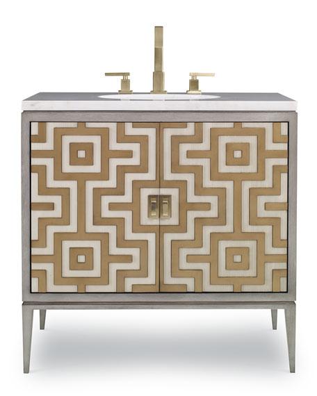 Labyrinth Vanity Chest