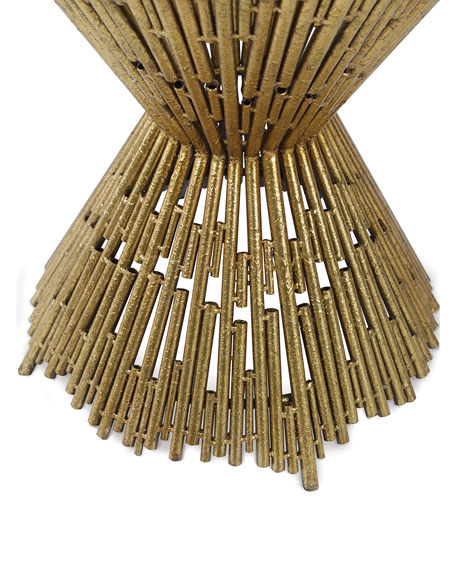 Pick Up Sticks Round Dining Table