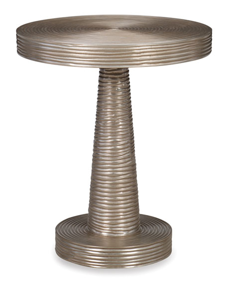 Spiral Accent Table