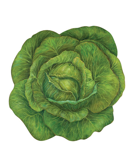 Hester & Cook Cabbage Placemats