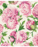 Peonies in Bloom Placemats