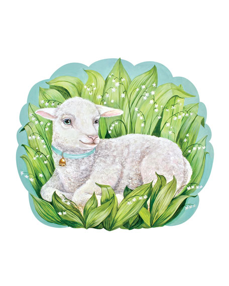Hester & Cook Little Lamb Placemats
