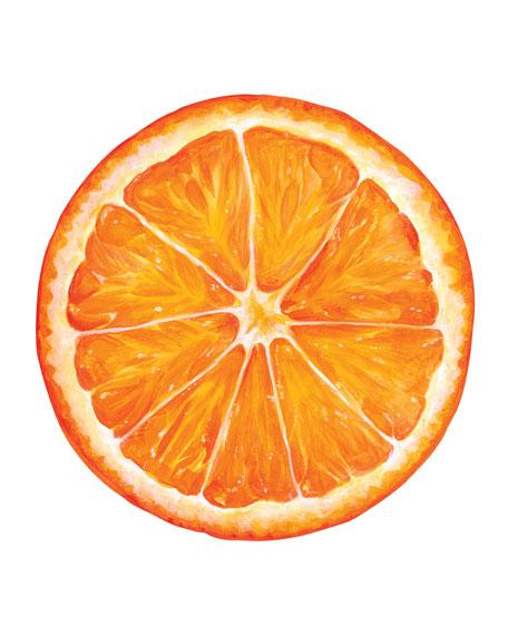 Orange Slice Placemats