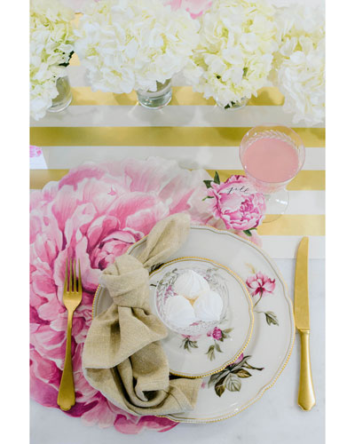 Peony Tablescape Collection