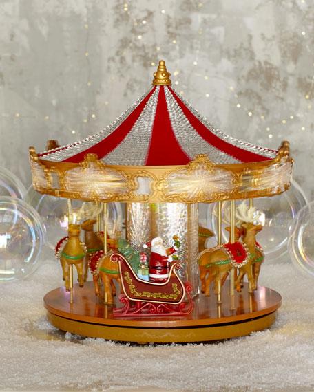 Swarovski Holiday Carousel