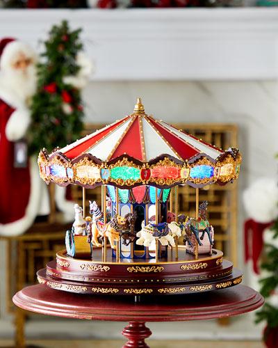 Grand Marquee Carousel