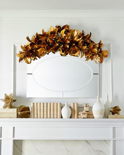 57 Magnolia Leaf Garland
